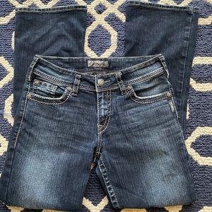 Silver Women's Suki Surplus Jeans